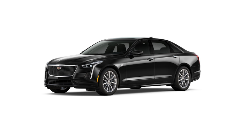 Illustration for article titled Cadillac quietly refreshed the CT6 and gave it a Sport model for '19.