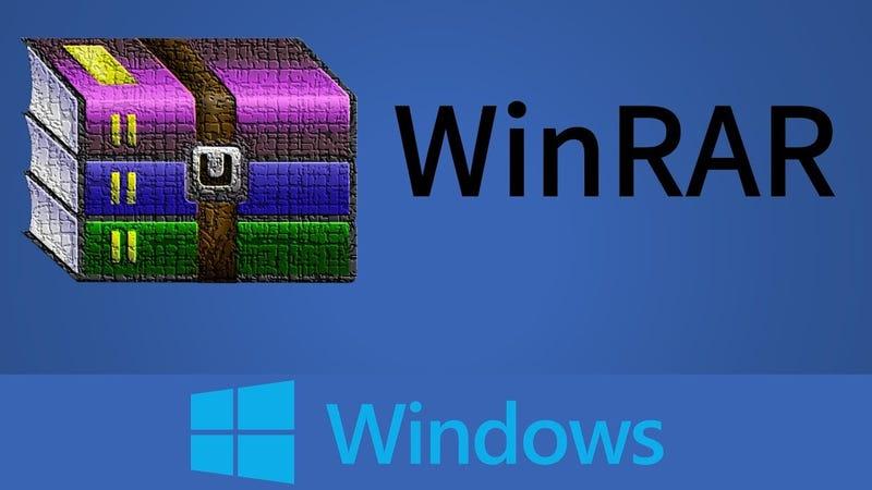 Illustration for article titled Un fallo en todas las versiones de WinRAR lanzadas en los últimos 19 años expone a millones de usuarios de Windows
