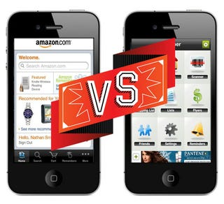 Illustration for article titled The Best iPhone Shopping Apps