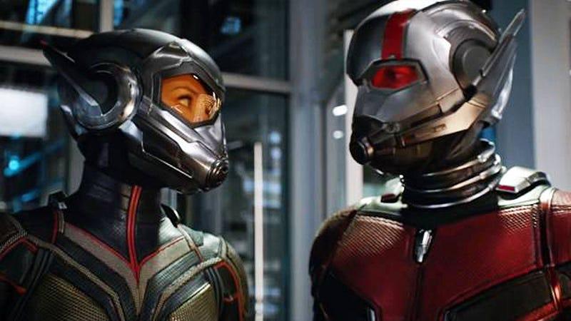 Illustration for article titled Los guionistas de Infinity War explican por fin por qué el film no conecta con Ant-Man & The Wasp