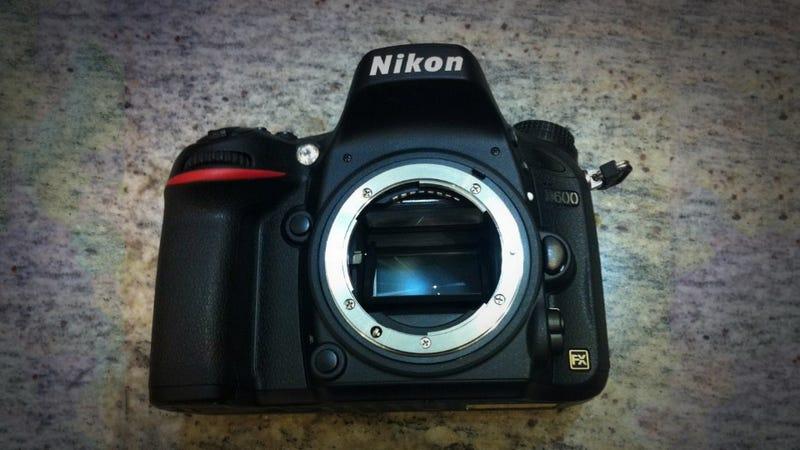 Illustration for article titled Rumored Photo Leak Teases Nikon D600 DSLR: Full Frame, Low Price
