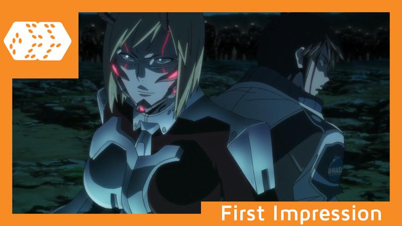 First Impression Terraformars Revenge