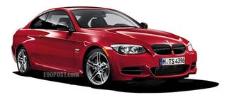 Illustration for article titled 2011 BMW 335is