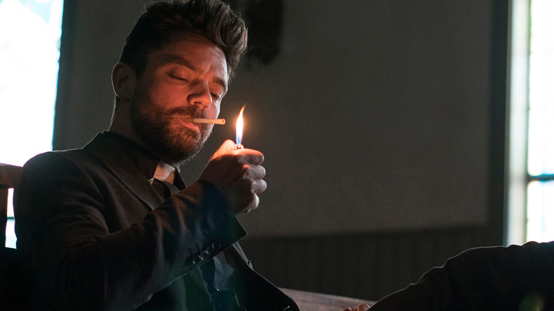 Illustration for article titled Preacher Arrives on AMC This May