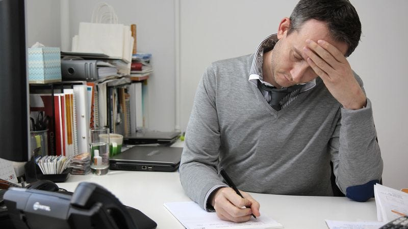 all of area man s hard work finally pays off for employer