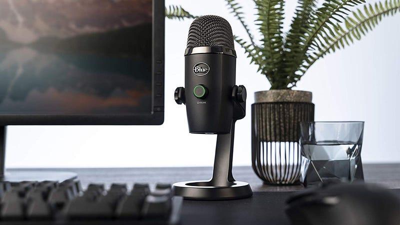 Blue Yeti Nano Premium USB Mic | $70 | AmazonBlue Yeti USB Microphone | $89 | AmazonBlue Yeti Blackout + Assassin's Creed Odyssey Bundle | $89 | Amazon