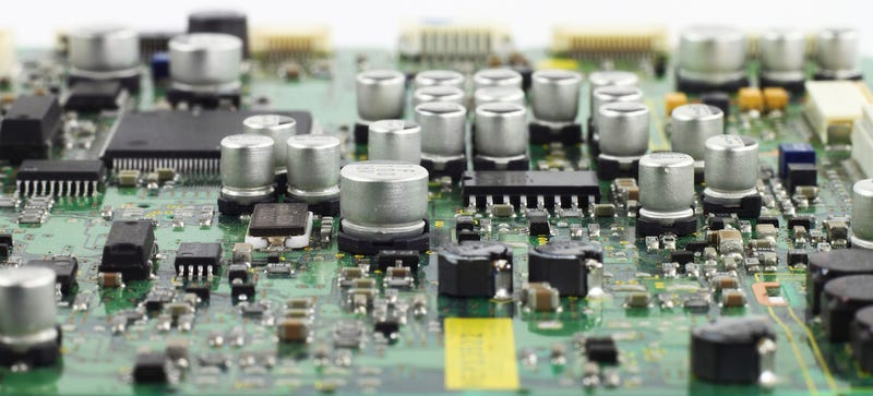 Illustration for article titled You Can Recycle These New Circuit Boards by Dunking Them in Hot Water