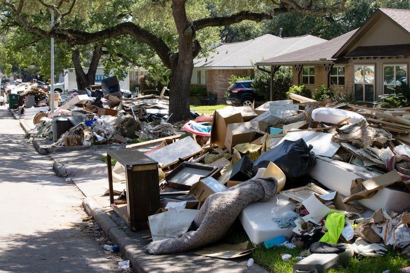 Help clean this up. (AP)