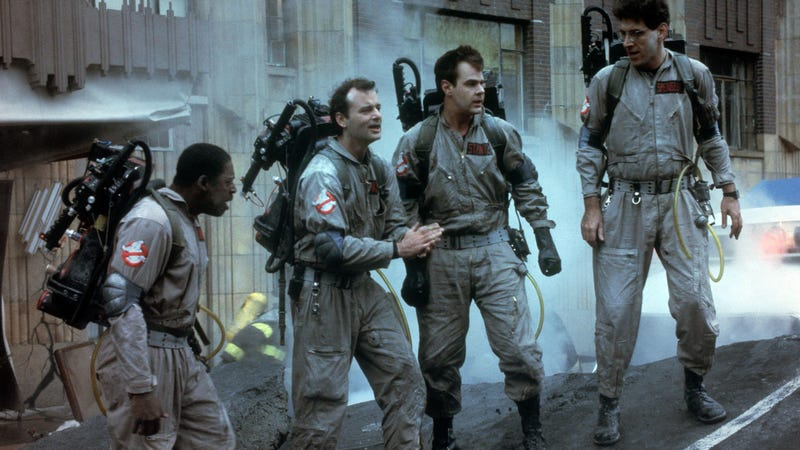 Dan Aykroyd Has Written a Ghostbusters Prequel Set in the '60s