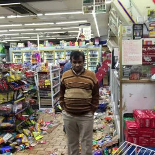 Store owner of Ferguson Market and Liquor in Ferguson, Mo.Vine Screenshot