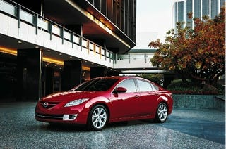 Illustration for article titled 2009 Mazda6, Reviewed