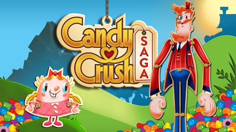 Illustration for article titled Stock market makes Candy Crush studio pay to keep playing