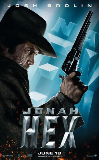 Illustration for article titled Jonah Hex Gallery