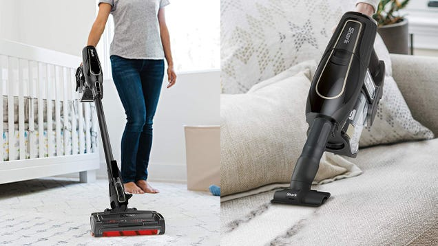Shark s Powerful Cordless Stick Vac Is Back Under $200