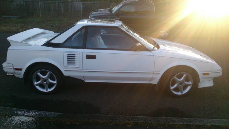 Toyota Mr2 1987 >> At 2 500 Could This Imperfect 1987 Toyota Mr2 Be Your New
