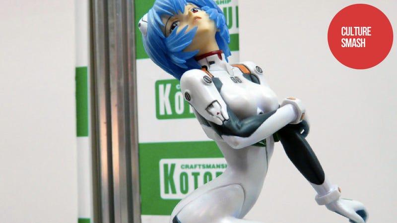 Illustration for article titled Kotobukiya and the Art of Kick-Ass Figure Making