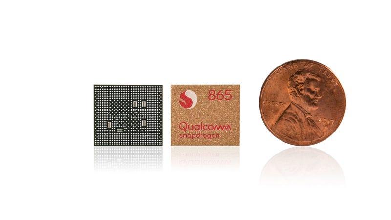 Resultado de imagen para Todo lo que tienes que saber sobre el nuevo y flamante chip de Qualcomm: el Snapdragon 865