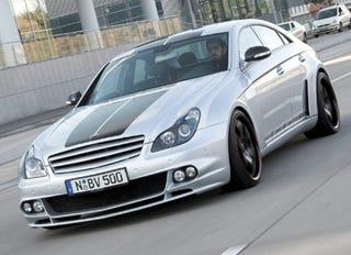 Illustration for article titled Tuner Mercedes 350 CLS: The ART GTR 374