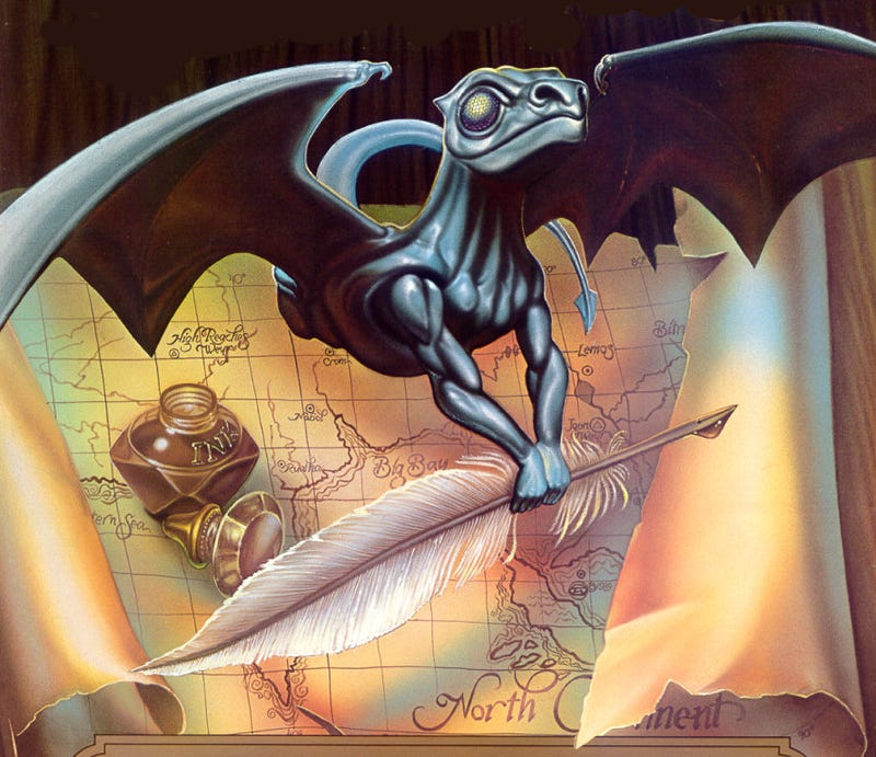 Illustration for article titled The Dragonriders of Pern.  The Best Series We May Never See Filmed.