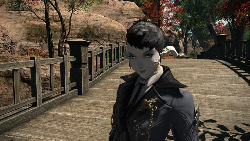 My Final Fantasy Xiv Character From 2010 2018