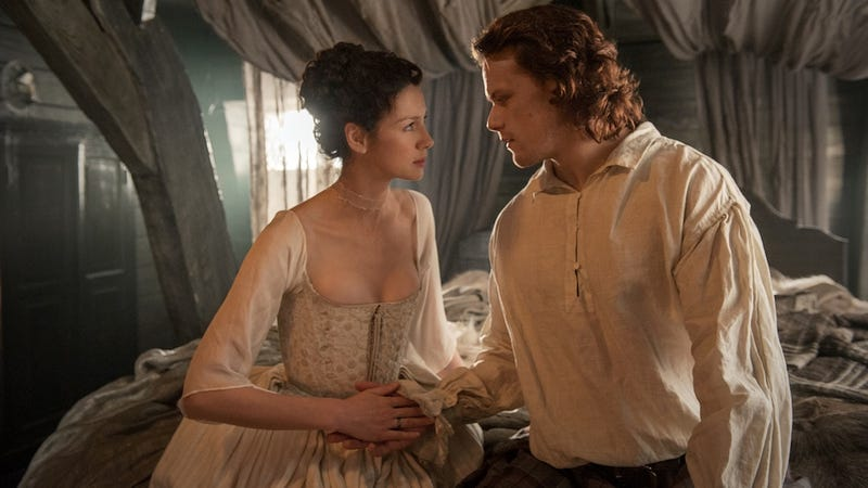 Illustration for article titled Outlander Recap: OMG, They Finally Really Did it