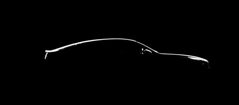 Kia GT Sedan Silhouette