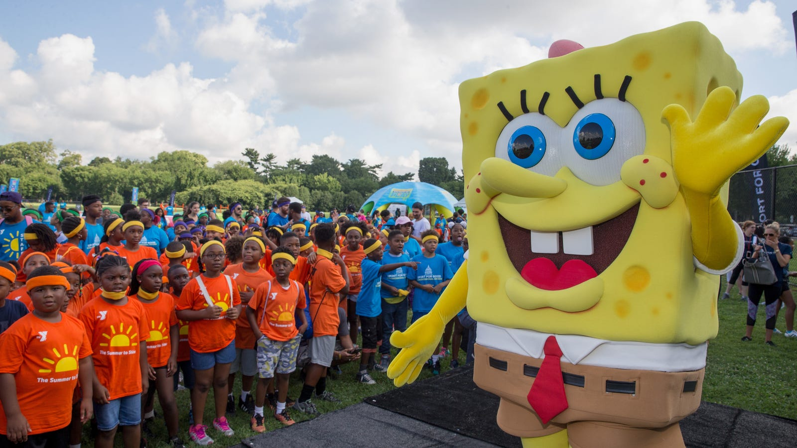Nickelodeon announces computer-generated 'SpongeBob' prequel series