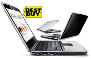 Illustration for article titled Nokia's 3G Booklet Netbook Spotted at Best Buy With Less Atrocious $600 Price Tag