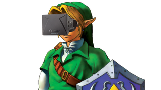 Illustration for article titled Ocarina of Time, In First Person, On The Oculus Rift