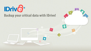 Illustration for article titled Get 1TB Cloud Backup + 1TB Sync Space from IDrive for $14.88 (Save 75%)