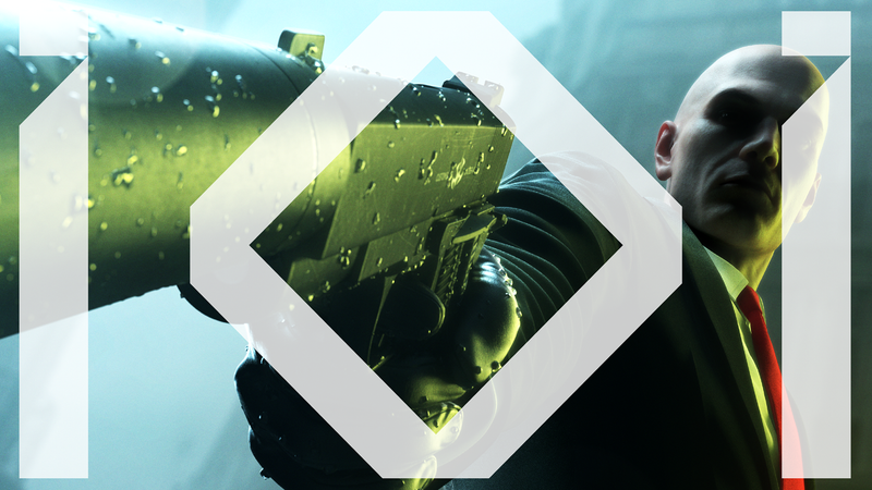 IO Interactive now independent, retains the rights to Hitman