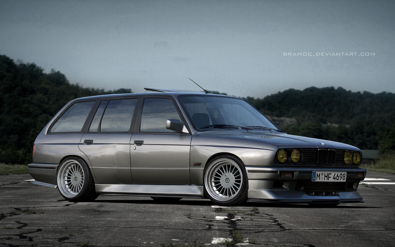 So You Want To Import An E30 Touring Part I The Rules