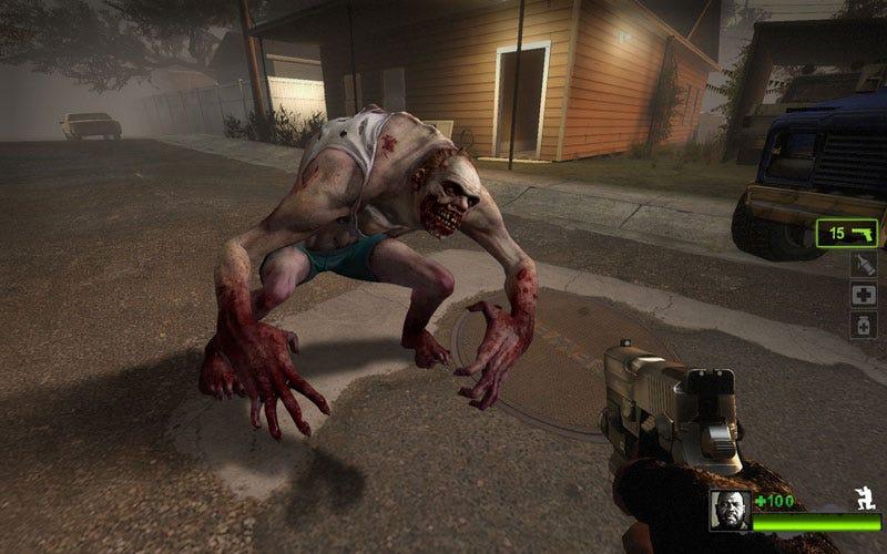 "Illustration for article titled Meet Left 4 Dead 2's ""Jockey"" Infected"