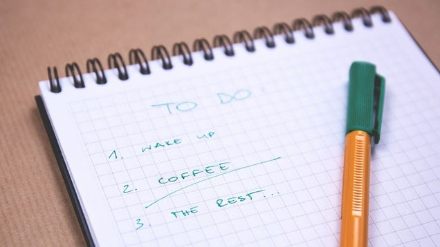 Boost Your Happiness at Work By Changing the Way You Approach To-Do Lists