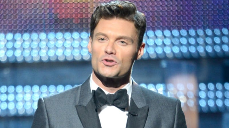 Illustration for article titled Ryan Seacrest Offers Us a Glimpse Inside His Mind