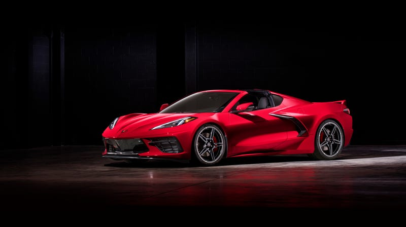 Illustration for article titled The 2022 C8 Corvette Z06 Might Be An 800-HP Twin Turbo Monster: Report