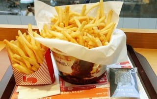 Mcdonalds Fast Food Titan