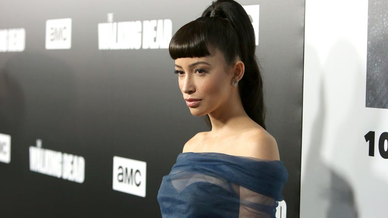 Illustration for article titled The Walking Dead's Christian Serratos in talks to become Selena for Netflix's new series