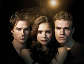 Illustration for article titled The Vampire Diaries is your new guilty pleasure