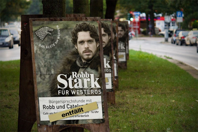Illustration for article titled [Westeros]  Germany votes in one week...