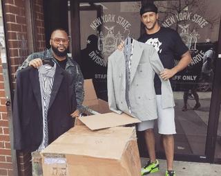 100 Suits via Instagram
