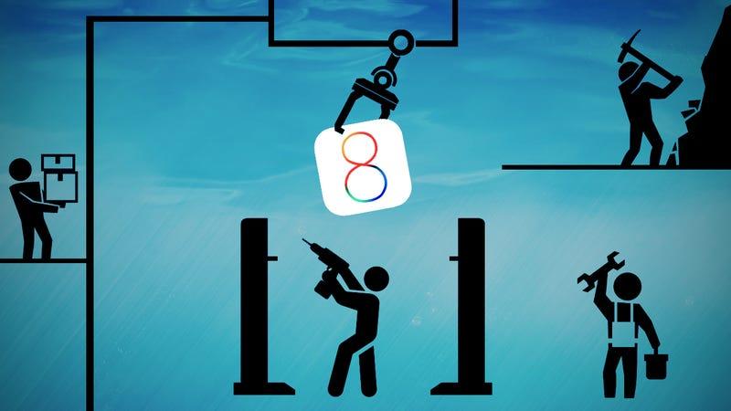Las funciones más molestas de iOS 8 y cómo desactivarlas