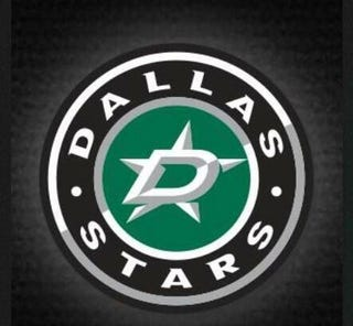 Illustration for article titled This Is Probably The New Dallas Stars Logo