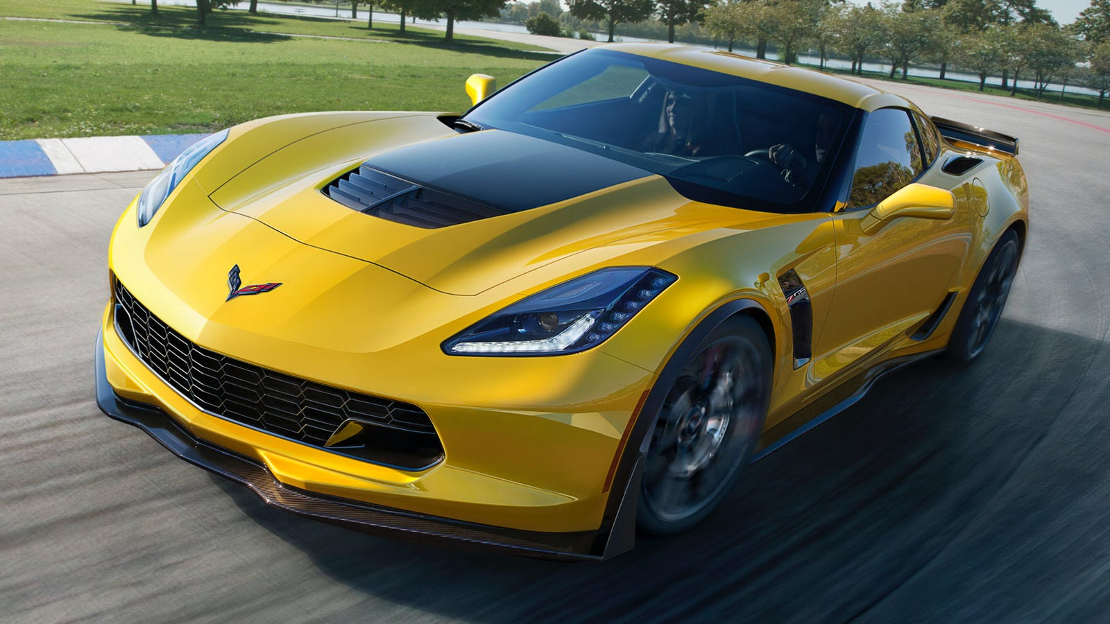 Corvette Z06 Owners Hit GM With Class-Action Lawsuit Because The Car ...