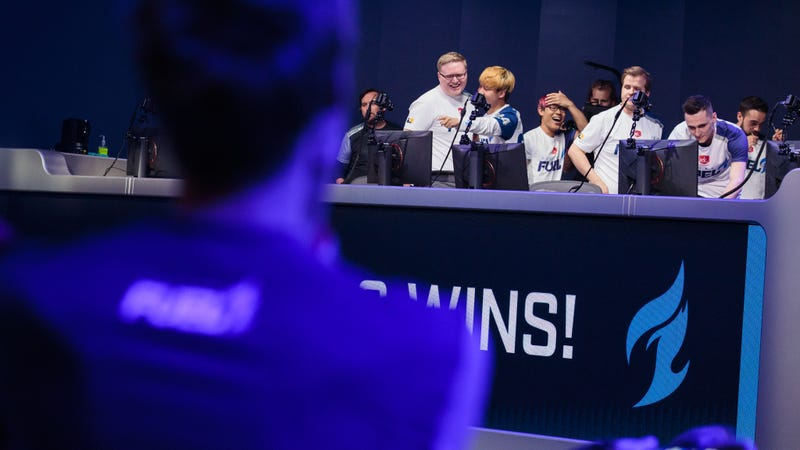 Illustration for article titled Dallas Fuel Is Playing Its Best Overwatch Yet, Despite No Hope For Playoffs
