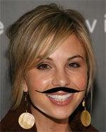 Illustration for article titled What Sort of Moustache Does Elisabeth Hasselbeck Deserve?