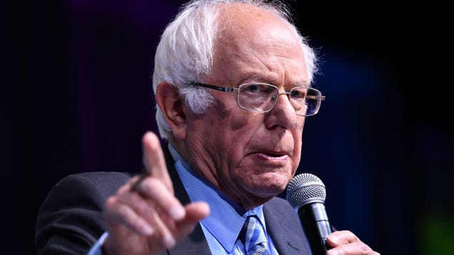 Bernie Sanders Smacks Apple For  Throwing Pennies  at California s Housing Crisis
