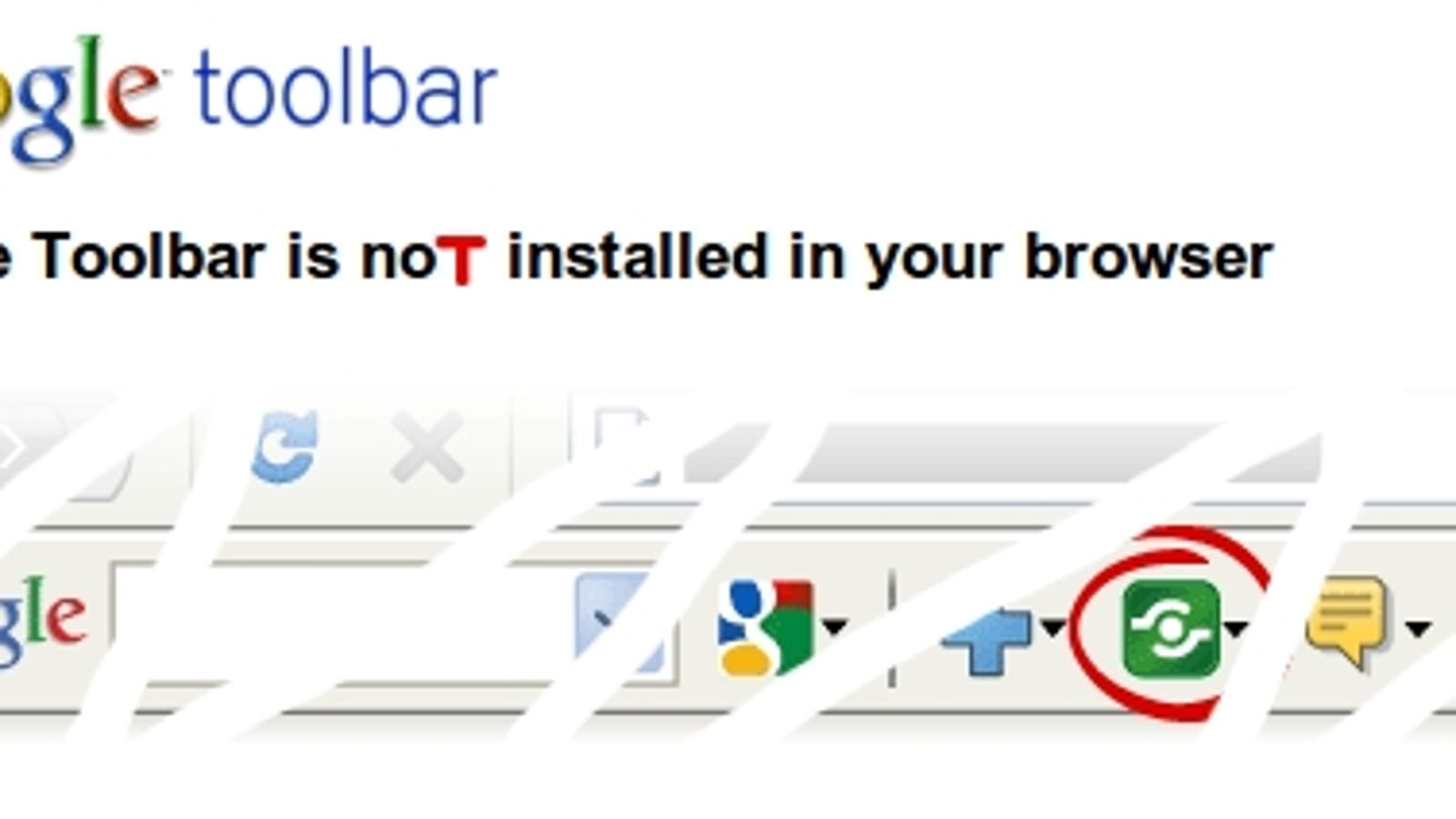 Get Google Toolbar's Features Without the Toolbar