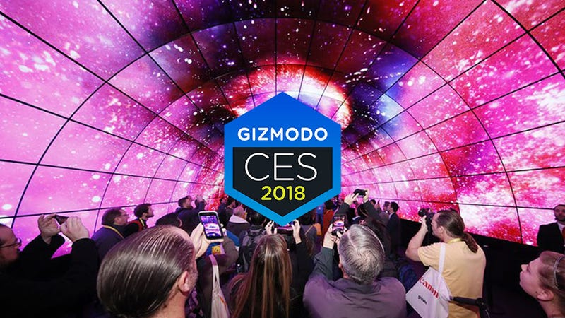 Here Comes CES 2018, the Biggest Gadget Show in the World—What to Expect