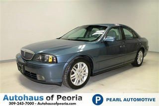 Illustration for article titled Lincoln LS w/ Sport Package